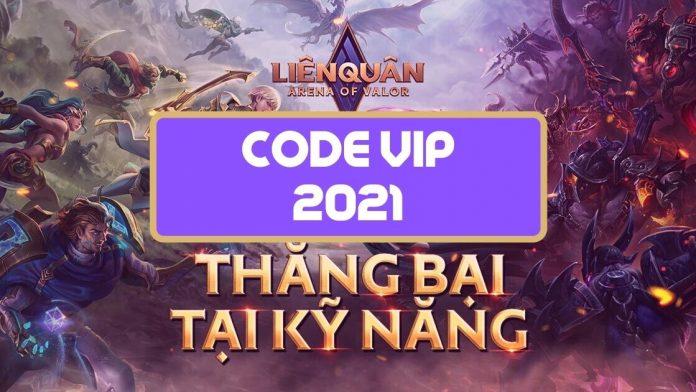 Code Liên Quân Mobile mới nhất 2021