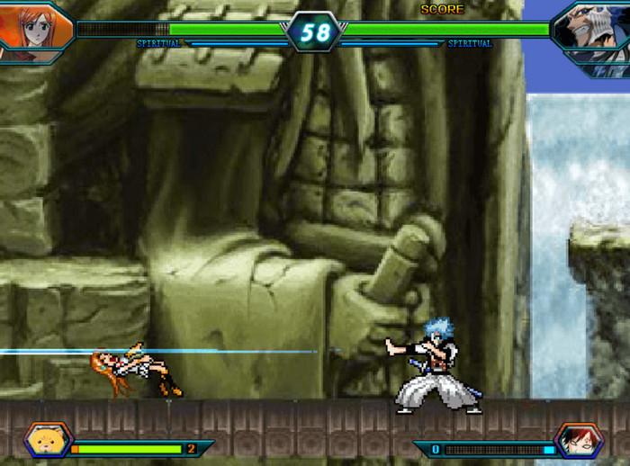 Hình ảnh game Bleach vs Naruto 3.3