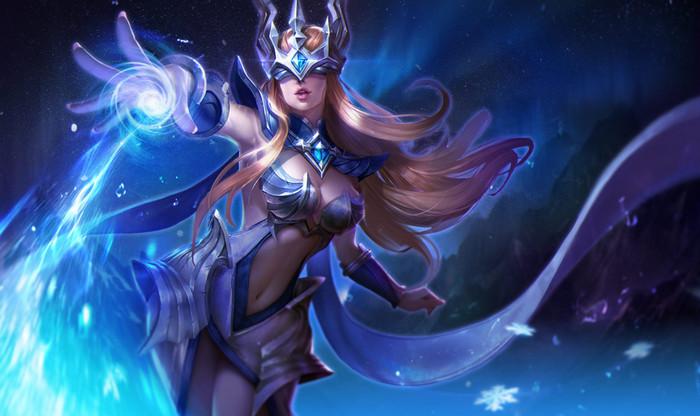 Skin Ilumia Nữ Chúa Tuyết